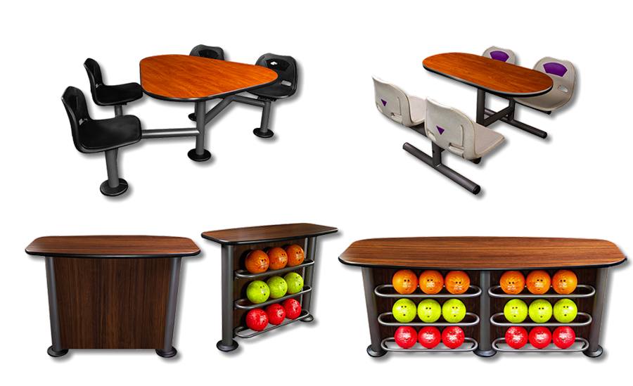 Superior Bowling Alley Classic Furniture