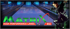 Synthetic Bowling Lanes for AMF and Brunswick